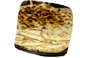 recette de pâte à crêpes végane aux graines de chia