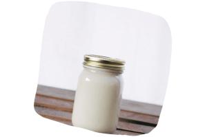 Un point sur les lipides : yaourt allégé
