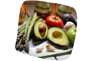 Végétarien, sans gluten, flexitarien ? Ton planning de menus est rempli automatiquement en fonction de tes goûts