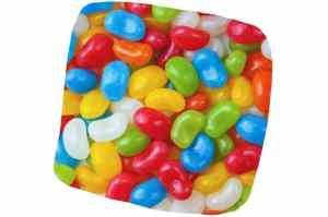 Colorants dans des bonbons