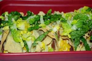 Recette des burritos aux haricots rouges