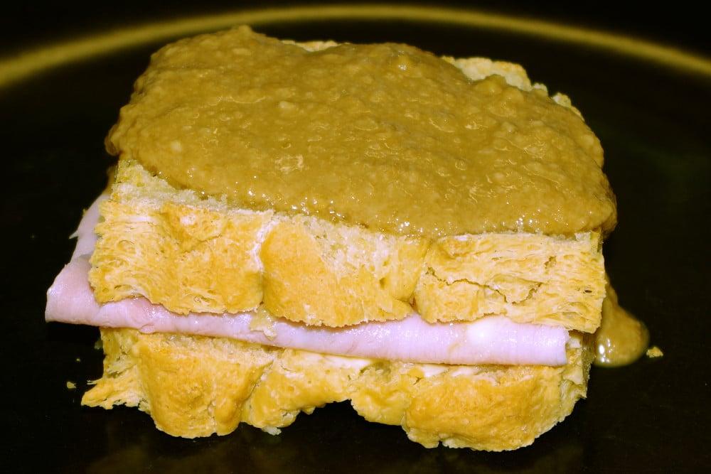 Recette de snack originale : croques irlandais
