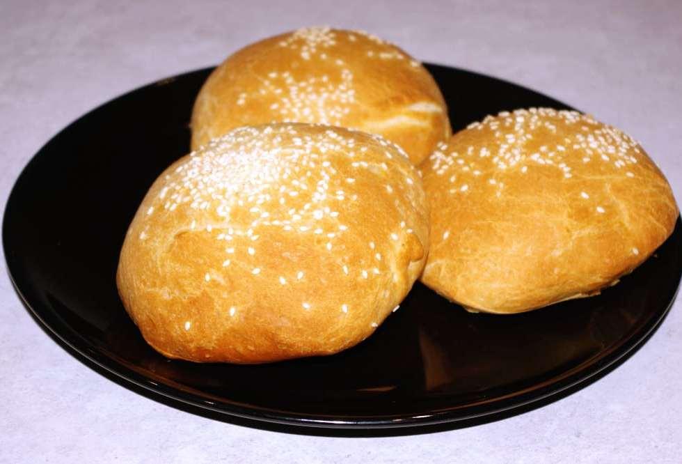 Recette de base : pains à burger maison