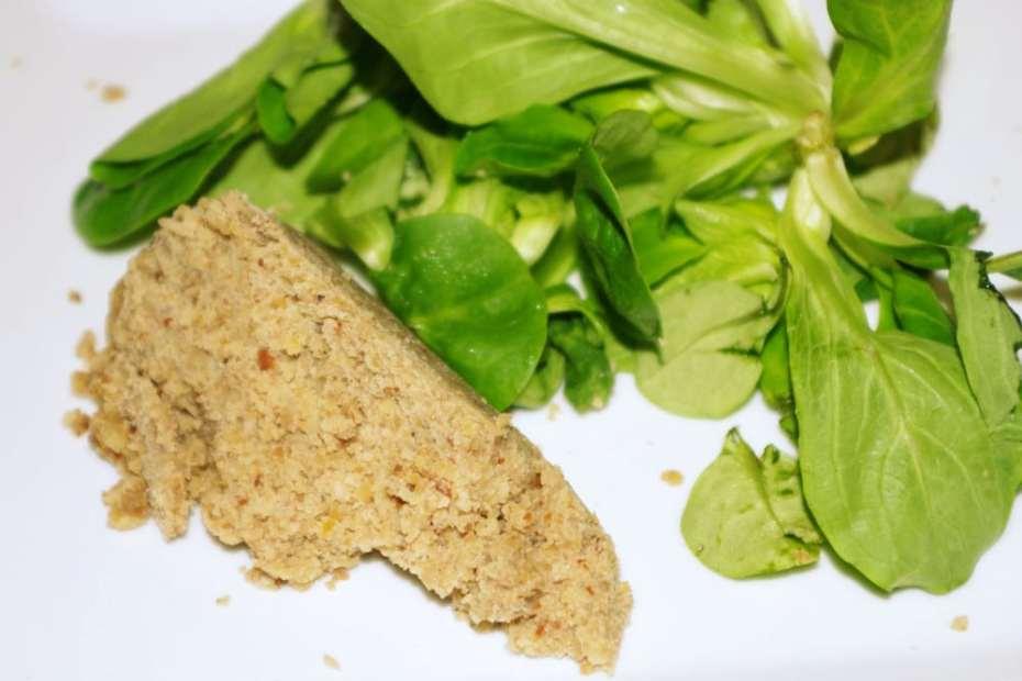 Recette de pâté végétal aux châtaignes