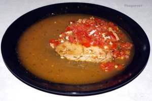Recettes de poisson et fruits de mer