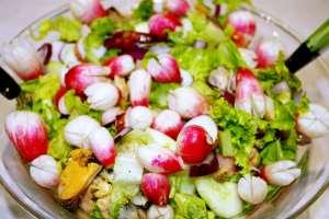 Recette saine et facile : la salade aux fruits de mer
