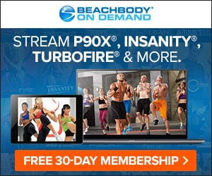 stream beachbody online service on your tv