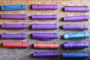 you'll want a yoga mat