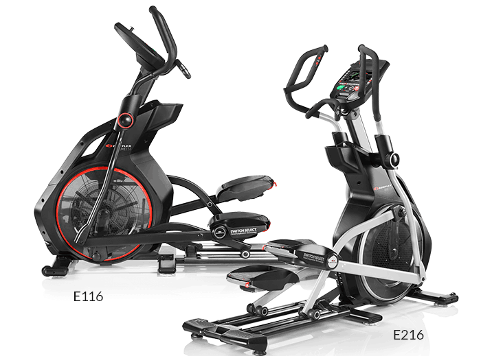 compare the ellipticals