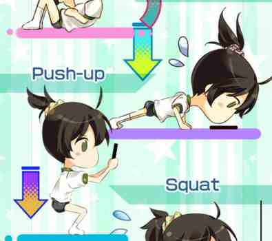 guided workouts