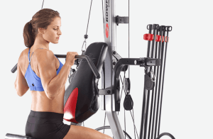 all of the bowflex home gyms