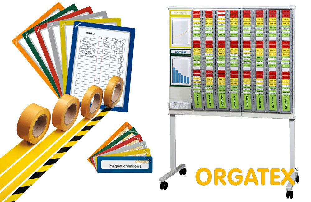 Orgatex Lean Visual Tools