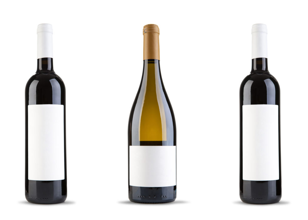 Custom Options For Winery Labels