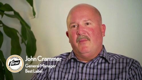John Crammer 2013 FTA President's Award