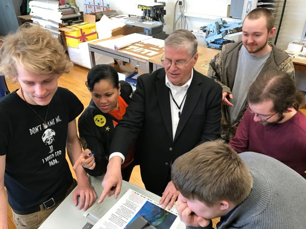 Flexo in Education homepage Cincinnati State