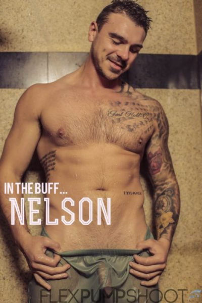IN THE BUFF … NELSON