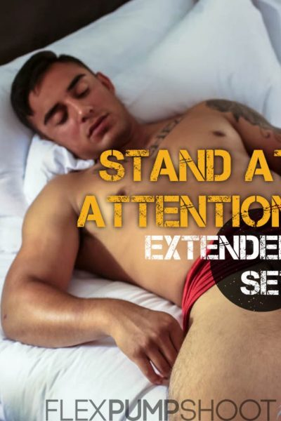 STAND AT ATTENTION EXTENDED