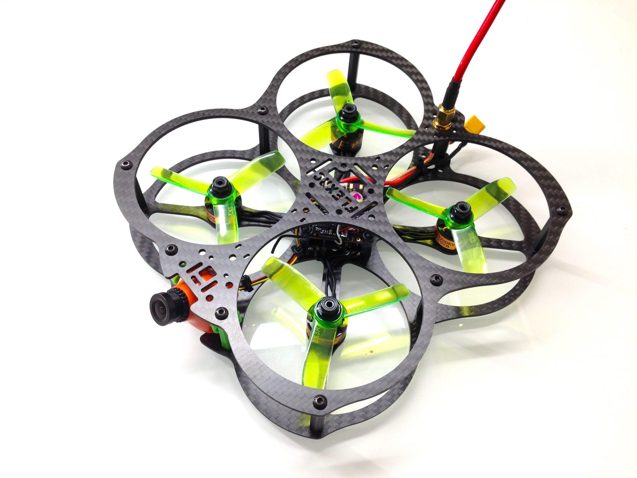 FPV Proximity Quadcopter