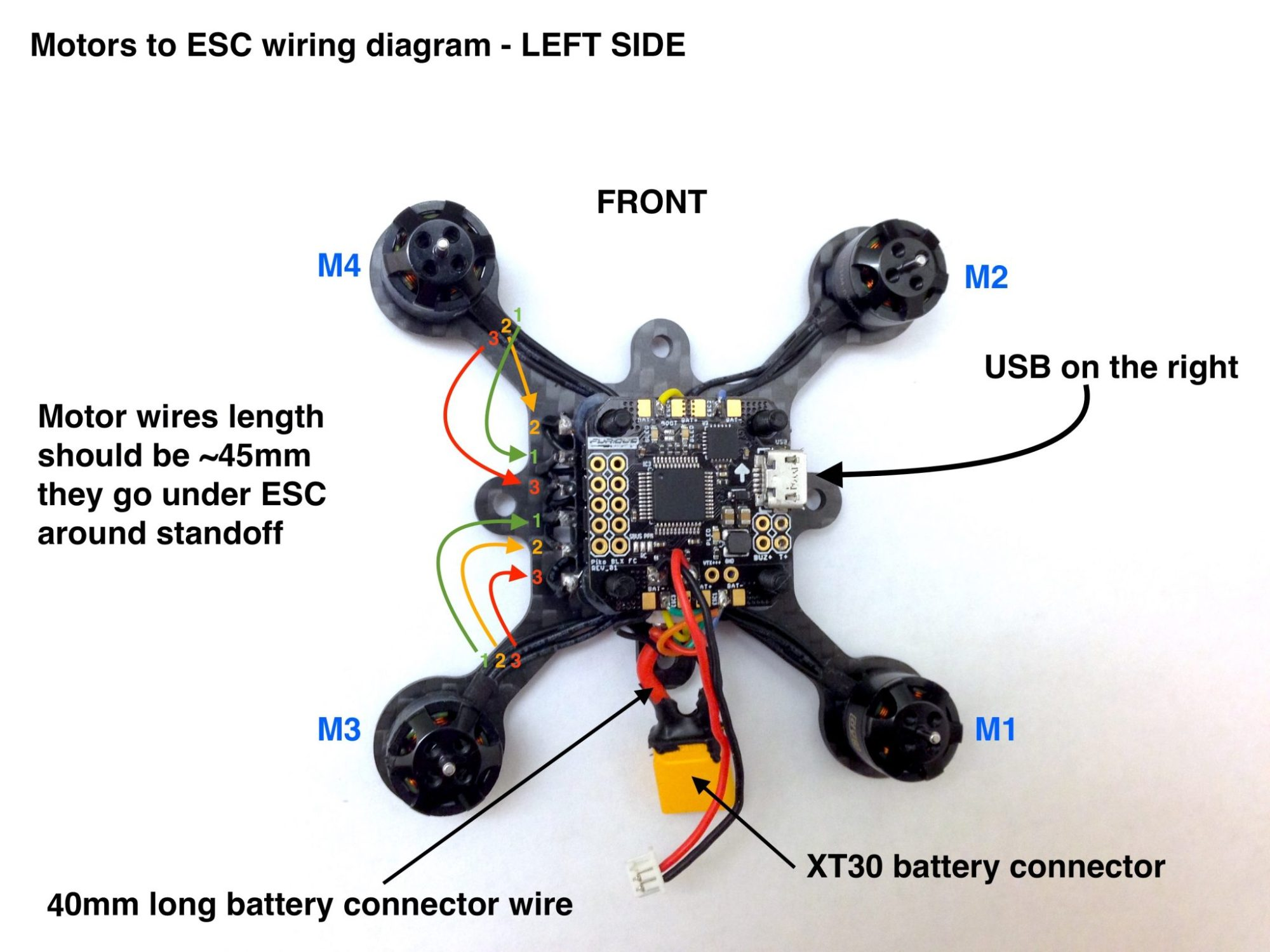hight resolution of motors to esc connection diagram left