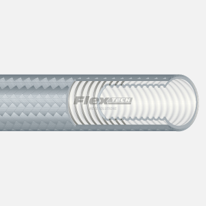 T6421 | Convoluted PTFE Chemical Suction Discharge Hose