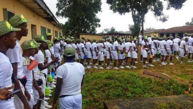 Image result for NYSC QUEUE