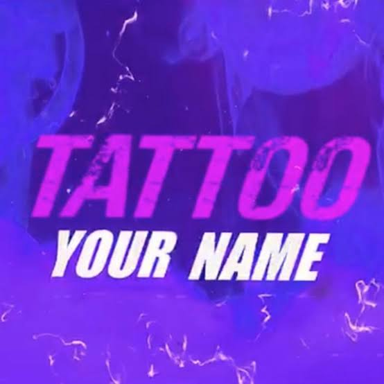 Clever - Tattoo Your Name