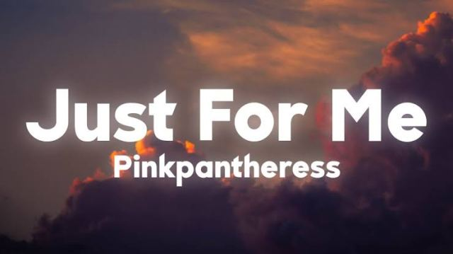 Pinkpantheress – Just For Me