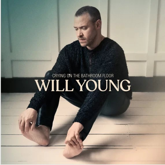 Will Young Crying On The Bathroom Floor