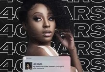Nadia Nakai Ft Emtee, DJ Capital 40 Bars Mp3 Download