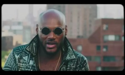 Video 2Baba Ft Burna Boy We Must Groove Mp4 Download