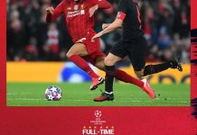 Download Video Liverpool vs Atletico Madrid 2-3 Highlights & Goals