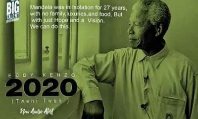 Eddy Kenzo 2020 (Tweni Tweni) Mp3 Download