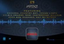 Harmonize Bedroom Remix Ft Darassa Rosa Ree Nay Wa Mitego Mp3 Download