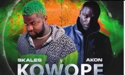 Skales Ft Akon Kowope Mp3 Download