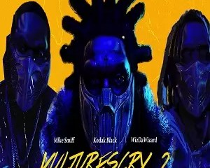 Kodak Black ft WizDaWizard and Mike Smiff Vultures Cry 2 Mp3 Download