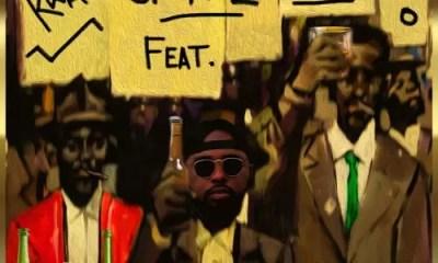 Gasmilla - Charle Man Ft Kwamz Flava Mp3 Download