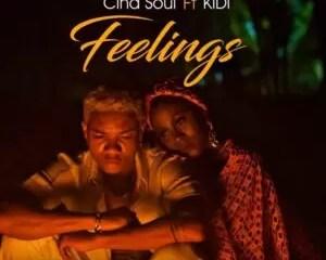 Download Cina Soul Feelings ft KiDi Mp3