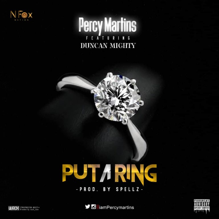 Percy martins put a ring video