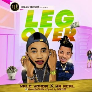 Wale wonda leg over