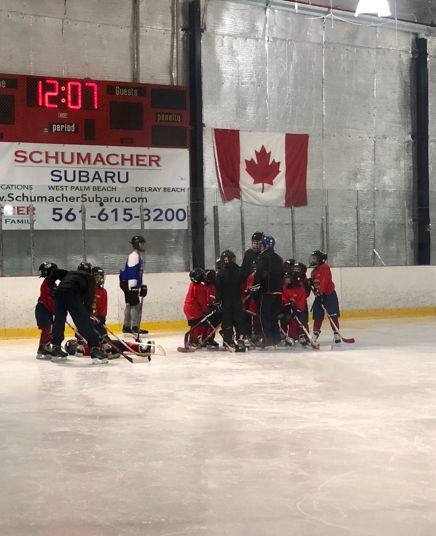 hockey culture