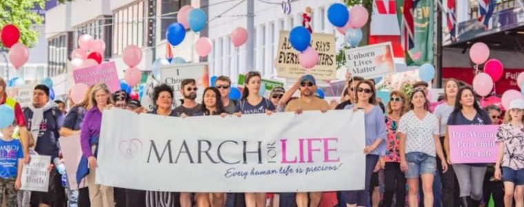 National March for Life 2018