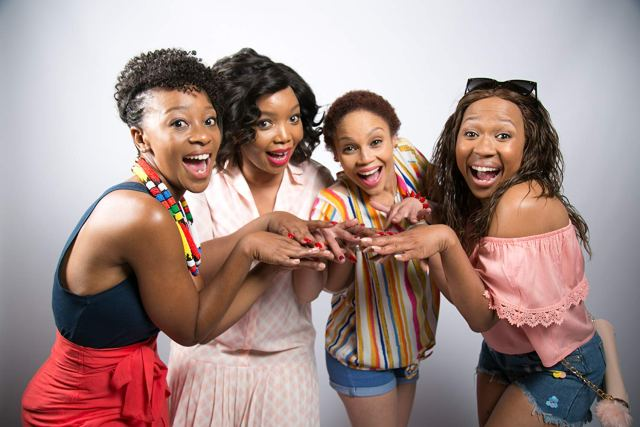 Baby Mamas South African film