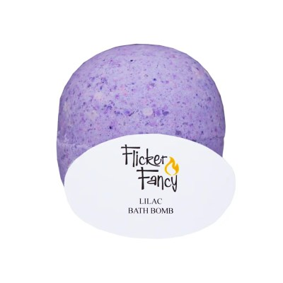 Flicker Fancy Bath Bomb