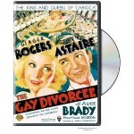 Gay Divorcee DVD