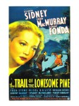 Trail of the Lonesome Pine poster