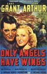 only angels have wings 1939 poster
