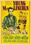 young mr lincoln poster