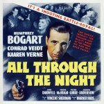 all through the night poster