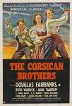 corsican brothers poster