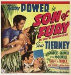 Son of Fury Poster